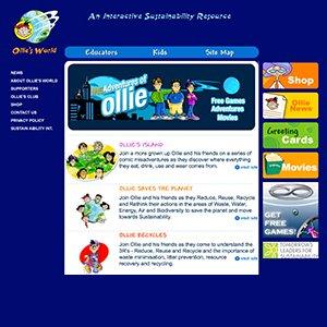 Ollie's World: Interactive Sustainability