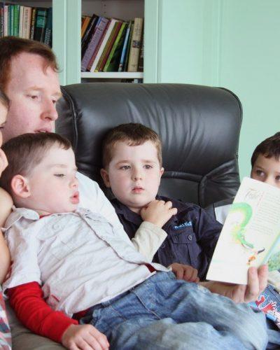 Establishing a Regular Reading Routine